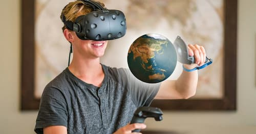 Virtual Reality in Primary Education
